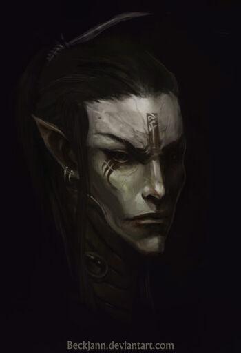 Dark eldar predator by beckjann-d55mc9w