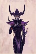 Dark eldar lord ayperos by beckjann-d4r9pqp