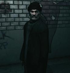 homeless man game the darkness wiki fandom powered by wikia rh thedarkness fandom com