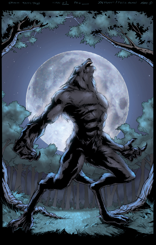 Werewolf | The Darkness Wiki | FANDOM powered by Wikia