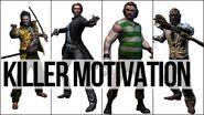 Killer motivation