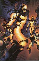Angelus Warrior Darkness Comic 1