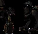 Kamikaze oscuros