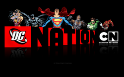 DC Nation Poster