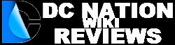 DC Nation Wiki Reviews Logo