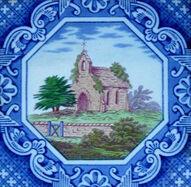 Church among Trees