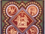 Minton Tiles - Lichfield Cathedral