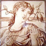 Classical Female Female Head - 1332H