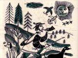 Alpine Peasants - Dorincourt Tiles