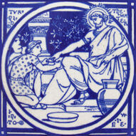 Turning the Water into Wine - J Moyr Smith - Minton China Works