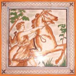 Venus & Adonis 1 - 8inch