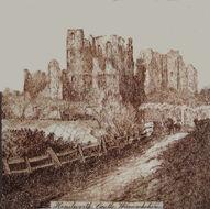 Kenilworth Castle - Warwickshire