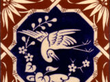 Aesthetic Bird Tiles - Mintons China Works