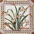 Floral tile 101