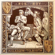 Rob Roy In Glasgow Toll Booth