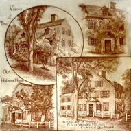 Views of the Old Holmes House