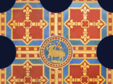 Agnus Dei Encaustic Panel - Minton & Co