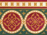Gothic Revival Tiles - Minton Hollins