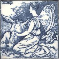 Titania blue
