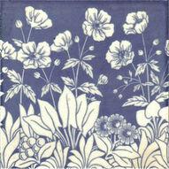 Floral Frieze Tile - Webbs