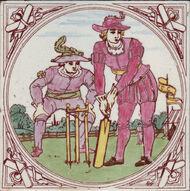 Cricket tinted