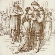 Ivanhoe & Rowena