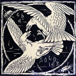 Seven Ages of Bird Life - The Soldier