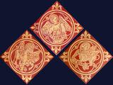 Apostles Tiles - Minton & Co