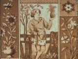 Medieval Figures - Webbs Tileries