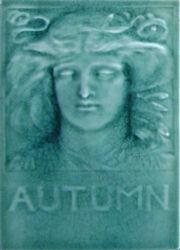Low Art Tile - Seasons - Autumn