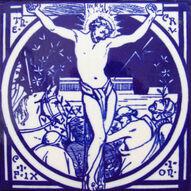 The Crucifixion - J Moyr Smith - Minton China Works
