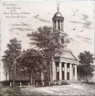 First Church, Quincy Mass.