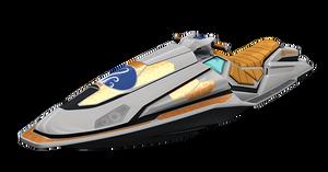 Solar Skis Animated