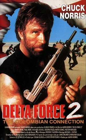 chuck norris full movies delta force