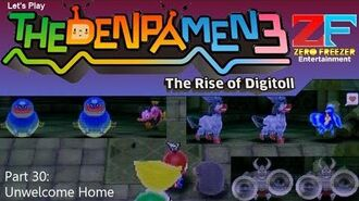 The Denpa Men 3 (3DS) Part 30 Unwelcome Home HD