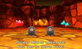 Flower Mole