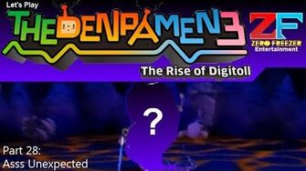 The Denpa Men 3 (3DS) Part 28 Asss Unexpected HD