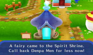 Spirit Shrine