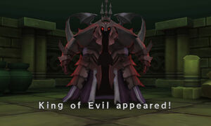 The King of Evil