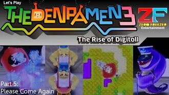 The Denpa Men 3 (3DS) Part 5 Please Come Again HD