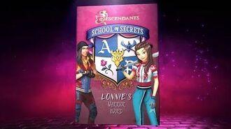 Lonnie's Warrior Sword Book Trailer Disney Descendants
