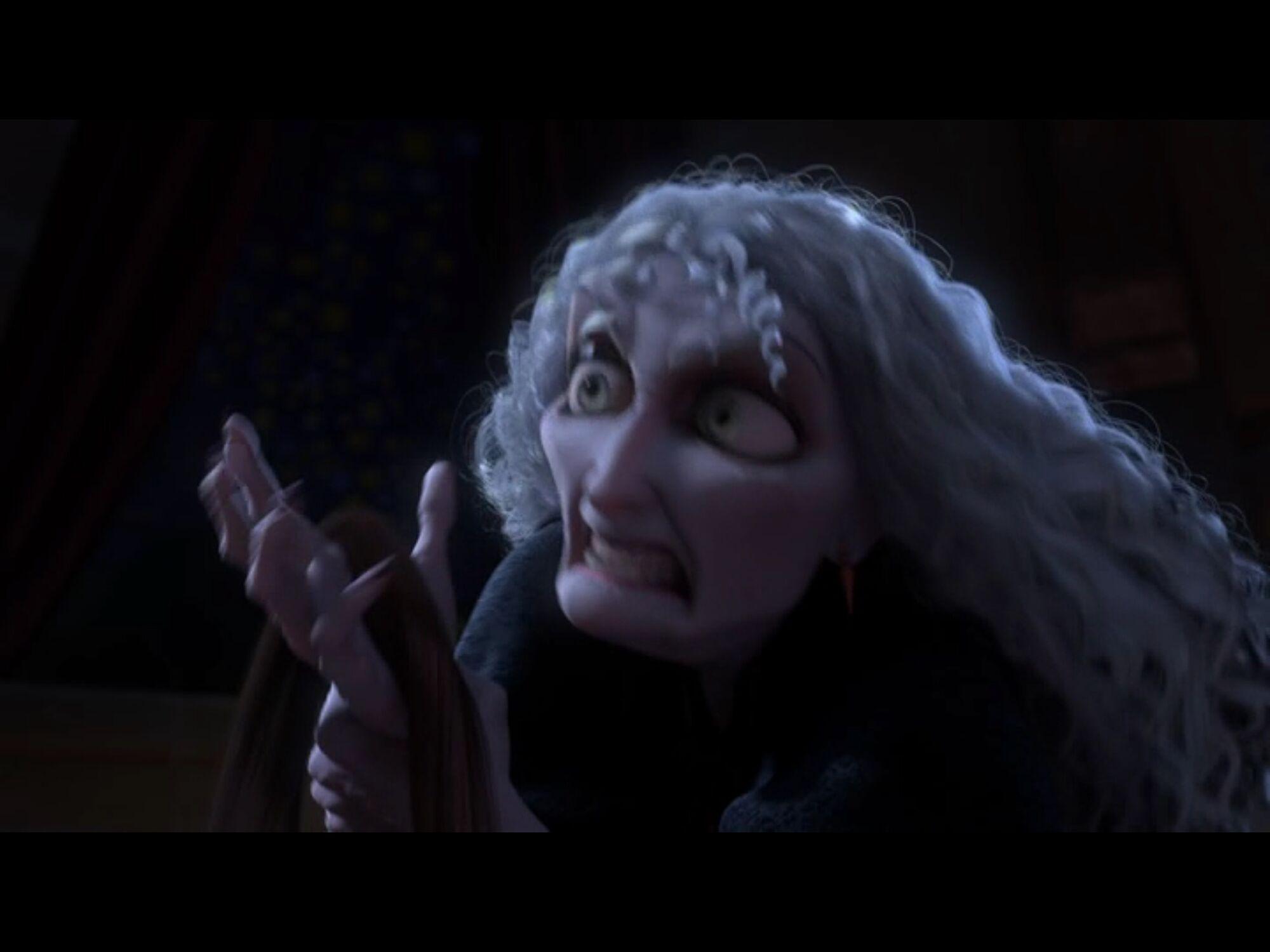 Mother Gothel Descendants Wiki