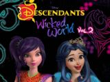 Descendants: Wicked World Cinestory Comic, Vol. 2