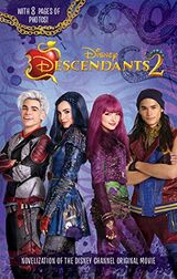 Descendants 2: Junior Novel