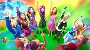 Episode 33 Celebration Descendants Wicked World