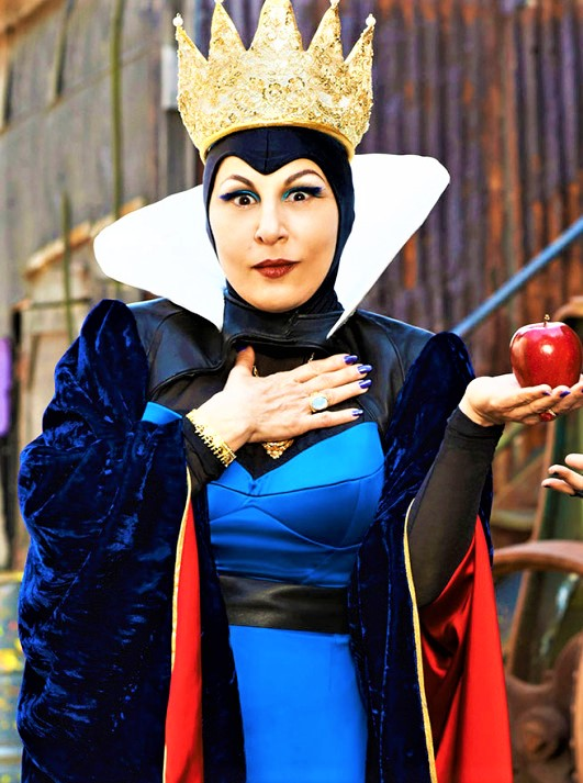 Evil Queen | Descendants Wiki | FANDOM powered by Wikia
