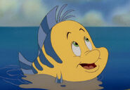 Flounder-The-Little-Mermaid