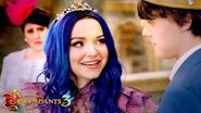 Teaser Mal's Darkness 💀 Descendants 3