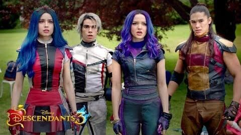 Mystery Trailer Descendants 3