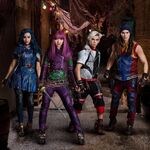 Descendants-2-Characters